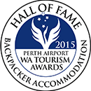 Hall of Fame WA Tourism Awards